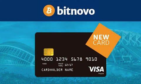 Spanish Bitcoin Giant Bitnovo Offers Free Virtual Debit Cards