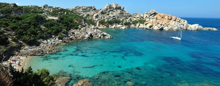 Top-rated destinations in Sardinia, Italy