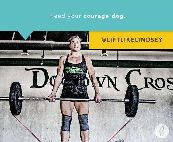 Athletes and Mental Toughness: Lindsey Valenzuela quote