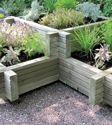 Garden Fence Ideas | Garden ideas | Pergolas | Garden Gates | Fence Panels | Gazebos ...