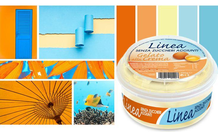 """""""Linea"""" gusto crema - il gelato senza zuccheri aggiunti - by TONITTO"""