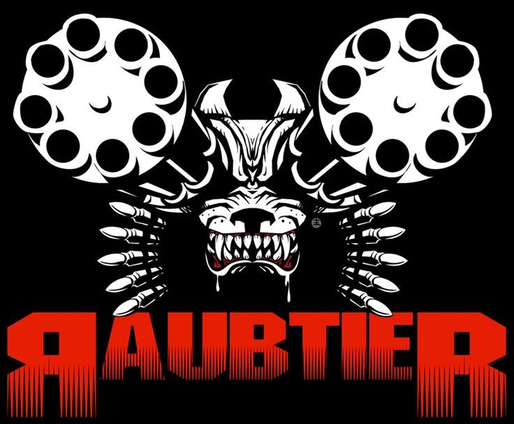 Raubtier is a swedish metal band (panzer rock)