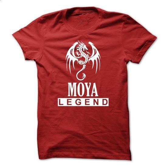 Dragon - MOYA Legend TM003 - #summer shirt #hoodies womens. ORDER HERE => https://www.sunfrog.com/Names/Dragon--MOYA-Legend-TM003.html?68278