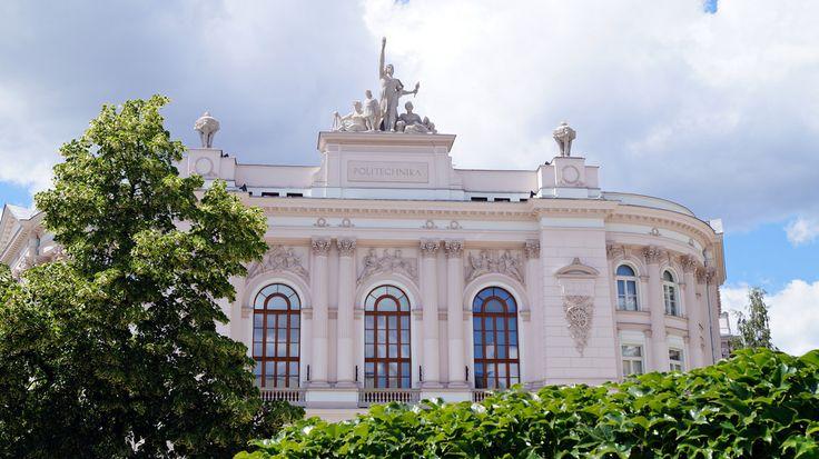 Politechnika Warszawska | by MsTrips