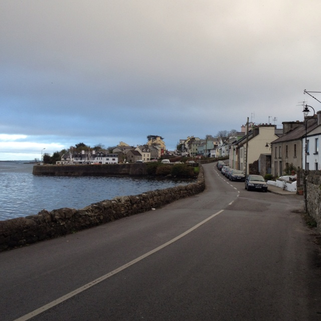 Roundstone, County Galway, my family still lives here