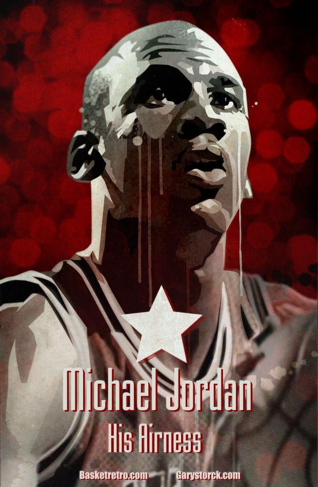 Michael Jordan His Airness