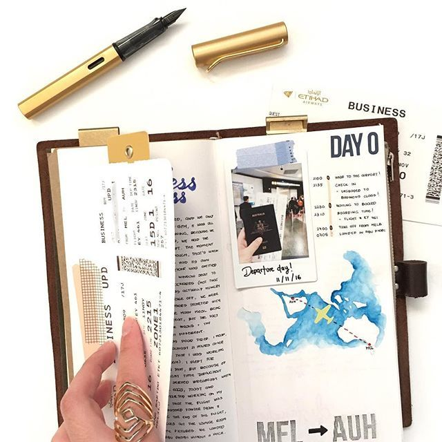287/366: Slowly but surely getting through my travel notebook. You'll be able to see all my progress in the days to come