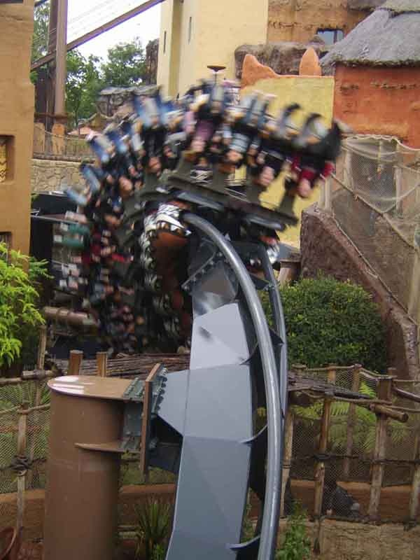 #141 Black Mamba @ Phantasialand, Germany