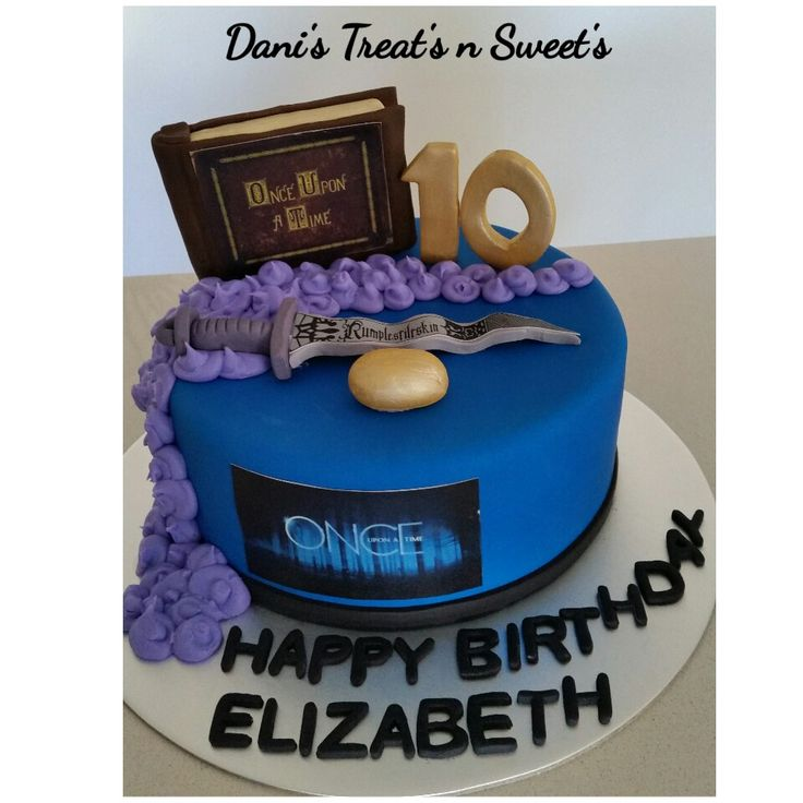 Once themed cake