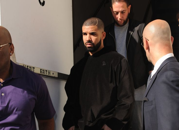 Drake opens an OVO brick-and-mortar store in Los Angeles