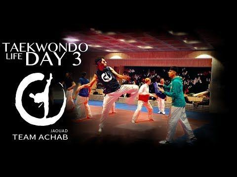 Jaouad Achab - Αθλητής Taekwondo   taekwondo greece group