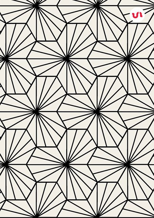 Geometric pattern patterns textures prints pinterest Geometric patterns