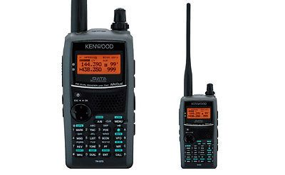 Ham Radio Transceivers: Kenwood Th-D72a 5W Aprs 2M 70Cm Handheld Amateur Radio -> BUY IT NOW ONLY: $419.5 on eBay!