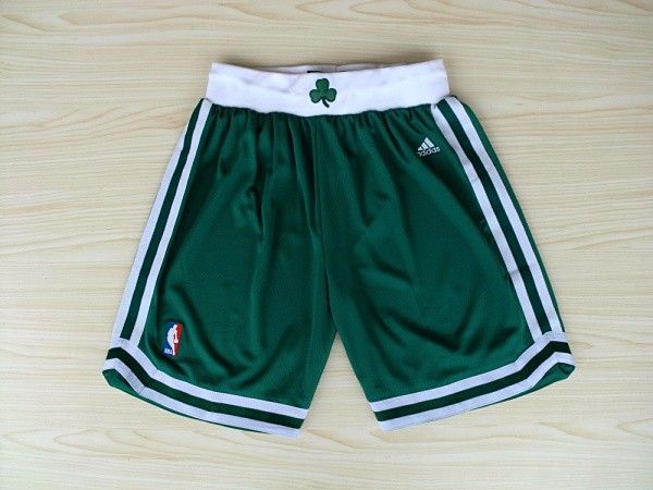 Men's NBA Boston Celtics Green Short