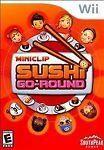 Sushi Go Round - Nintendo Wii