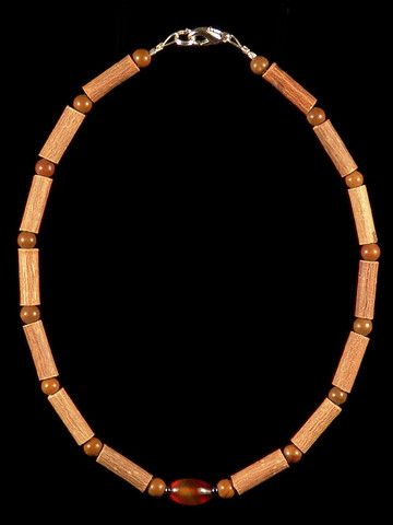 Teething Hazelwood Necklace with Honey Baltic Amber beads