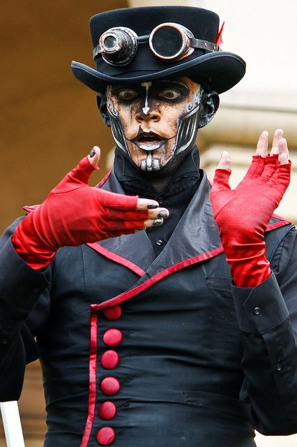 Steam Powered Giraffe Without Makeup   Recent Photos The Commons Getty Collection Galleries World Map App ...