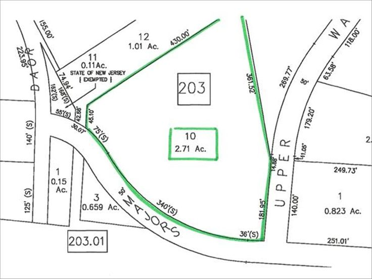 45 curated nj land building lots ideas by njestates1 for Build on your lot new jersey