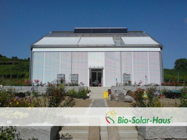 Bio-Solar-Haus in der Schweiz