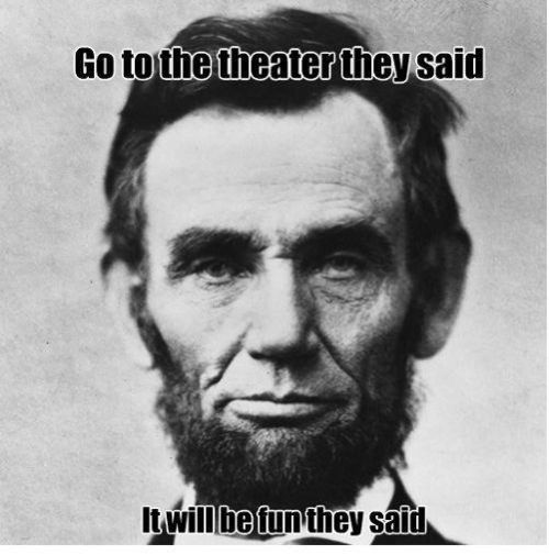 Poor Abe
