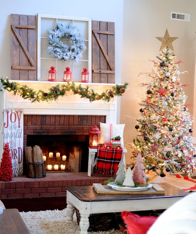 Best 10+ Christmas Home Decorating Ideas On Pinterest