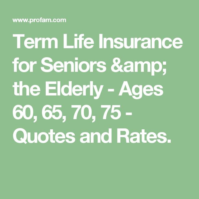 Life Insurance Quotes For Elderly Entrancing Best 25 Life Insurance For Seniors Ideas On Pinterest  Senior