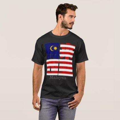 Malaysia T-Shirt  $31.20  by JAPAAAN  - cyo diy customize personalize unique