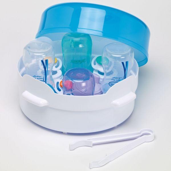 how to clean munchkin bottle sterilizer