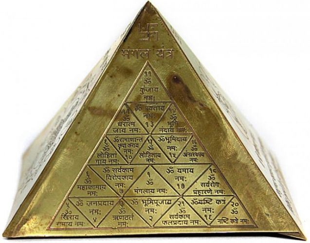 To get rid of negativity and harmful energies every office and house has to be corrected with #vastu pyramids.