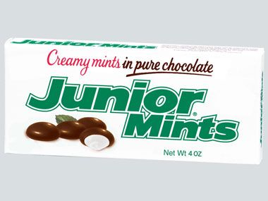 Did you know?In the Seinfeld episode about Junior Mints, a Peppermint Patty was used as a stand-in because it showed up better on camera.