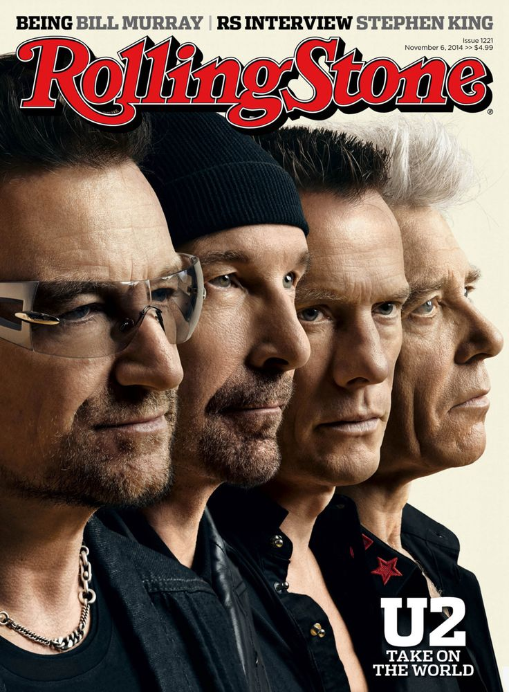 U2 Take On the World: Inside Rolling Stone's New Issue | Rolling Stone