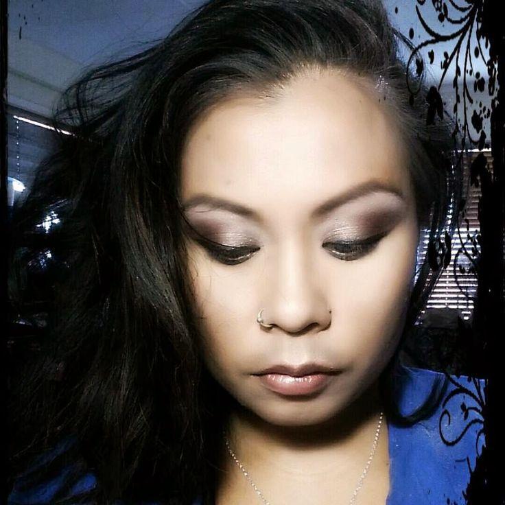 jelenitaartwork.blogspot.com.au Make-up: No filter vs Filter