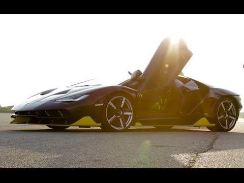 Lamborghini Centenario has finally been unleashed on the track [w/video]