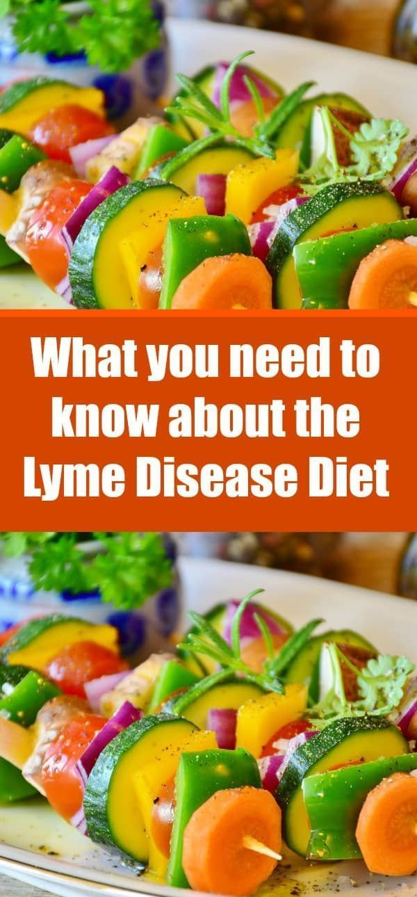 What You Need To Know About The Lyme Disease Diet Lyme Disease Diet Turmeric Health Benefits Healthy