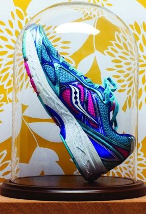 I love my Saucony's, and now I NEED the Guide 7, voted best stability running shoe by Women's Running magazine!