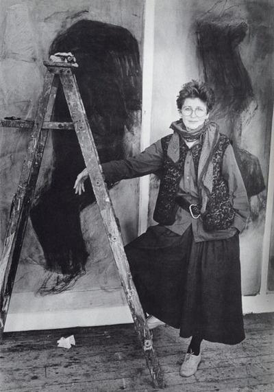 Betty Goodwin (1923-2008) was a Canadian printmaker, sculptor, painter, and installation artist.