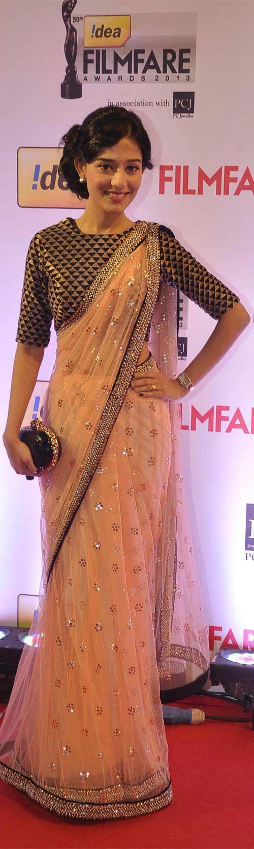 Bollywood Actresses in Sarees - 41 Beautiful Hindi Heroines Images 10