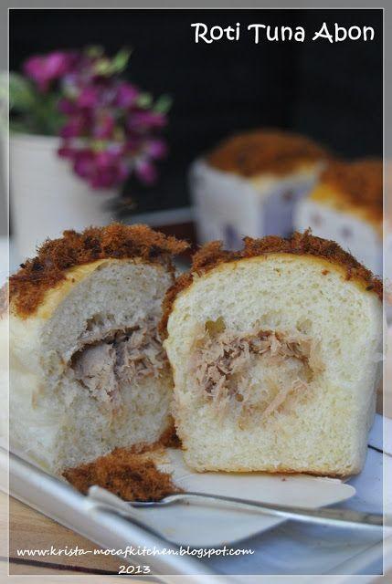 KRISTA MOCAF KITCHEN: Roti Tuna Abon