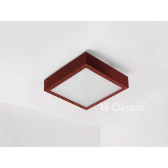 Nowoczesny plafon z serii Nekla #Nekla #plafon #Cleoni #polskie_lampy #oświetlenie #salon #kuchnia #jadalnia #interior #lampy_kraków #abanet_kraków #abanet