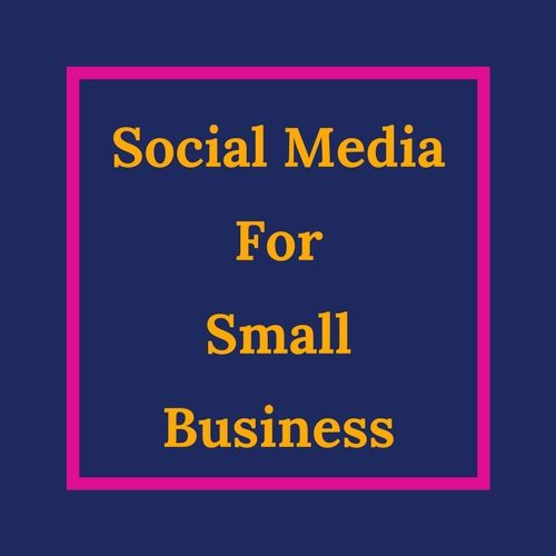 Join my LinkedIn Group:  UNDERSTANDING SOCIAL MEDIA FOR SMALL BUSINESS -This group designed to empower start ups and small business owners to use social media to increase sales, address customer service and take their brand to the next level. We will share social media tips and trends.