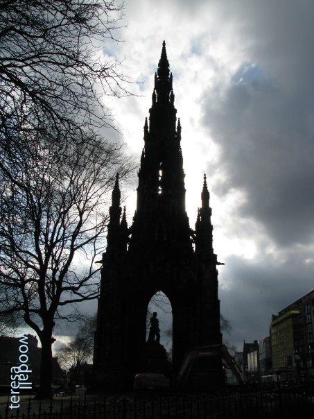 Edinburgh_MyScotMonument  @teesastar
