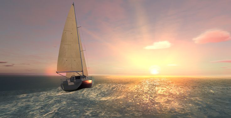 Sailaway Sailing Simulator Now Available In Early Access