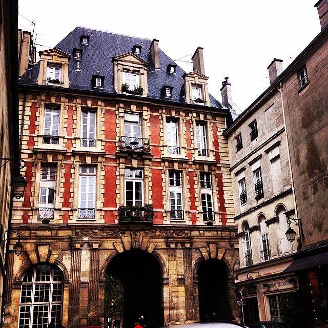Maison de Victor Hugo- Paris, France
