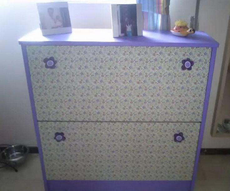 ¡Transforma por completo un viejo mueble!