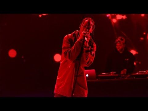 "Travis Scott takes to The Ellen Show stage with Mike Dean to perform ""Goosebumps"" for your mama and them and your middle aged neighbor. Travis recently saw fit to liberate the Kendrick Lamar-featured video from the ghettos of TIDAL, so check that out here if you missed it earlier this month: http://nahright.com/2017/04/19/travis-scott-goosebumps-live-ellen-show/.