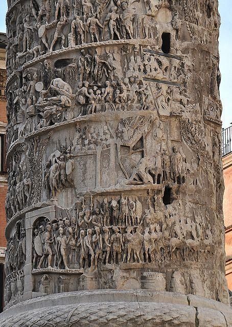 Torre de TRajano, Roma Italia