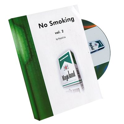 No Smoking (Volume 2) by Royal Liu & Magicland - DVD