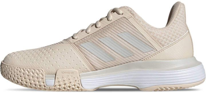 Adidas Women S Courtjam Bounce Tennis Shoes Adidas Shoes Women Sneakers Fashion Sneakers Fashion Outfits