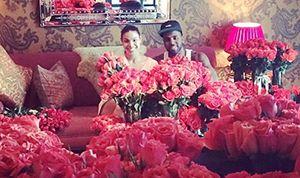 jordin sparks valentines day roses