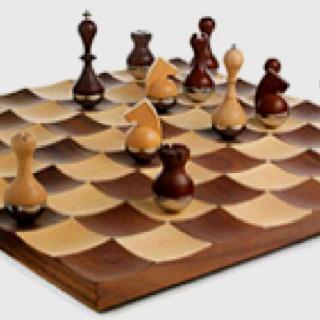 Superb Rocking Cool Chess Set